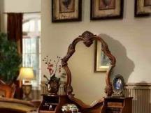 实木卧室梳妆台