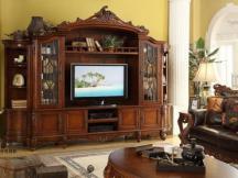 复古组合电视柜威灵顿家具
