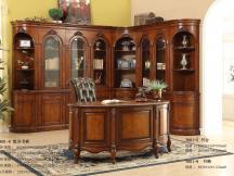 现代简约转角组合书柜 大容量书柜
