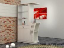 新红阳家具 城市风景宜木系列 门厅 间厅柜 玄关柜VJ1012