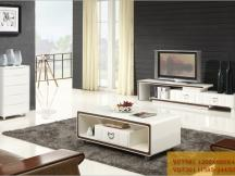 新红阳家具 城市风景宜木系列 茶几电视柜组合VC7591 VD7201
