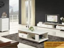 新红阳家具 城市风景宜木系列 茶几电视柜组合VC7592 VD7202