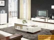 新红阳家具 城市风景宜木系列 茶几电视柜组合套餐VC7593 VD7203