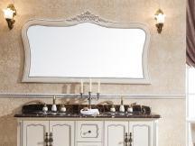科勒欧式实木浴室柜美式仿古浴室柜组合洗手台