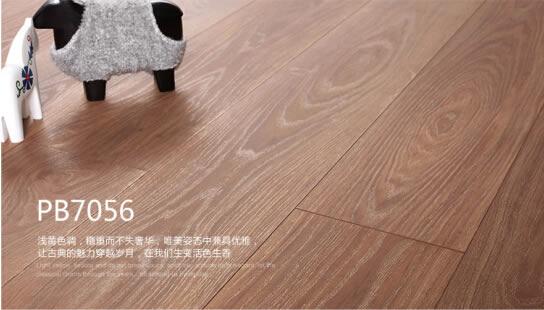 圣象地板 F4星环保耐磨高精度浮世绘系列强化复合木地板