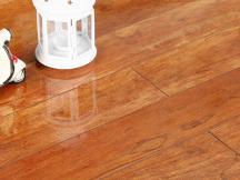 圣象静音系列强化复合木地板N6281海洋樱桃高光镜面