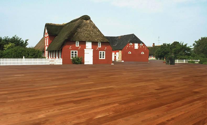 圣象康逸自带龙骨的三层实木地板V7系列