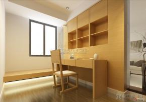日韩风格书房装修案例