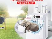 海尔 EG7012B29W 7公斤变频全自动滚筒洗衣机
