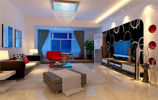 客厅装饰风水需留意  细节决定大局