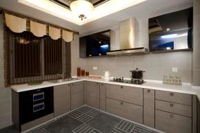 易通四方大厦3室2厅140平米中式风格