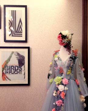 时尚女服装设计师的暖居,89平的现代风格装修