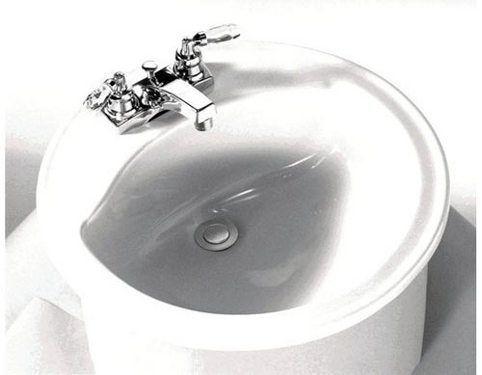 洗手间脸盆