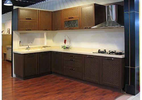 安装厨柜前确认水路是否畅通