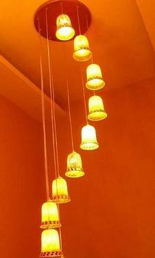 客厅灯盏数不宜过多