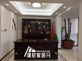 麒麟商务大厦广西桂龙投资集团装修案例展示